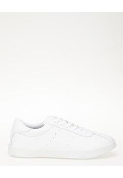 Truffle Sneakers, Fang Hvit Bubbleroom.no
