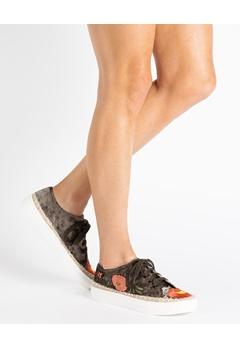 Truffle Sneakers, Happy Velvet Grønn Bubbleroom.no