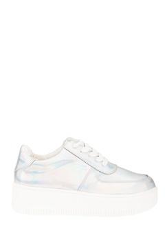 Truffle Sneakers, Reko Silver Bubbleroom.se