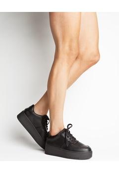Truffle Sneakers, Reko Svart Bubbleroom.se