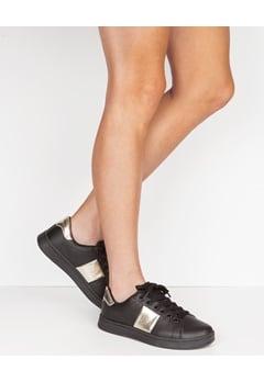 Truffle Sneakers, Strut10 Svart Bubbleroom.se