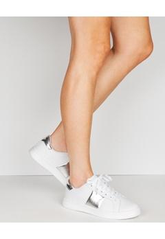 Truffle Sneakersit, Strut10 Valkoinen ja hopea Bubbleroom.fi