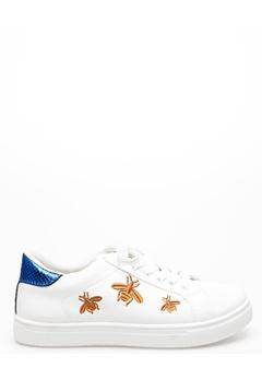 Truffle Sneakers, Strut73 Vit Bubbleroom.fi