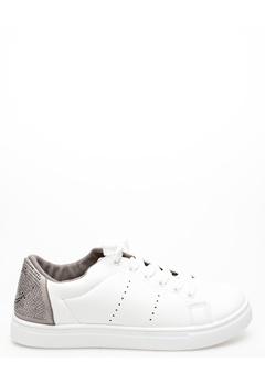 Truffle Sneakers, Strut80 Vit Bubbleroom.fi