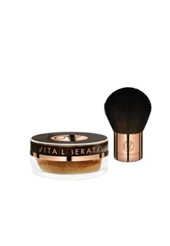 Vita Liberata Vita Liberata Trystal Minerals With Brush- Sunkissed  Bubbleroom.se