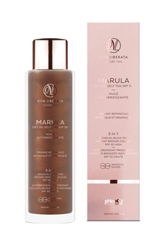 Vita Liberata Vita Liberata Phenomenal Marula Self Tan Oil SPF 50  Bubbleroom.se