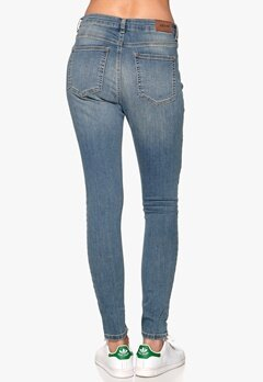 2nd One Lea Jeans Blue Ace Bubbleroom.se