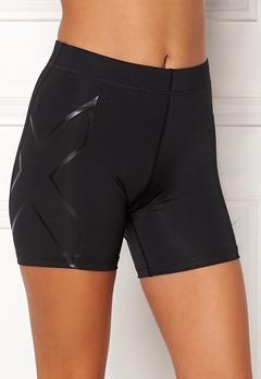 2XU Core Comp 5 Inch Shorts Black/Nero Bubbleroom.se