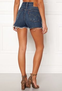 LEVI'S 501 High Rise Short 0018 Silver Lake Bubbleroom.se