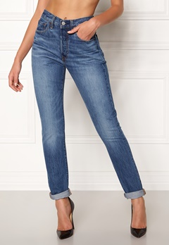 LEVI'S 501 Skinny Jeans 0057 Chill Pill Bubbleroom.se