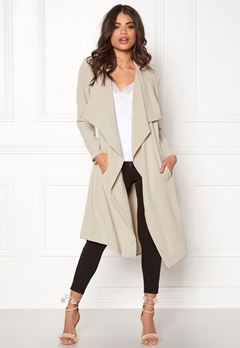 OBJECT Ann Lee Jacket Oxford Tan Bubbleroom.fi