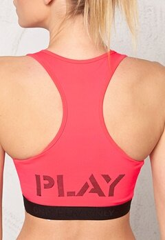 ONLY PLAY Lola Training Bra Hot Pink Bubbleroom.se