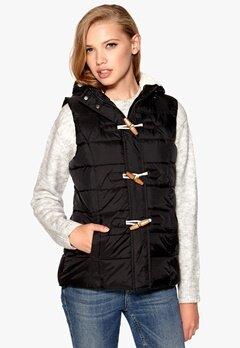Sally & Circle Price Nilla vest Black Bubbleroom.se