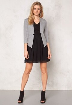 b.young Regine blazer Med. Grey Melange Bubbleroom.no