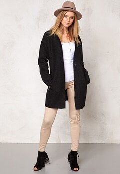 Culture Camassia Wool Jacket Black Bubbleroom.se