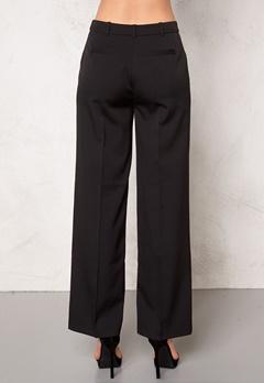 SOAKED IN LUXURY Christy Pants Black Bubbleroom.se