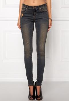 TrulyMine Tara Jeans Mediumdenim Bubbleroom.no