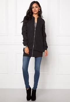 Sisters Point Gusha L Jacket Black Bubbleroom.no