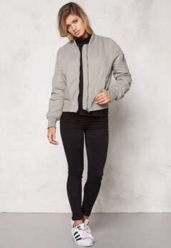 Rut & Circle New Kate Bomber Jacket Grey Bubbleroom.se
