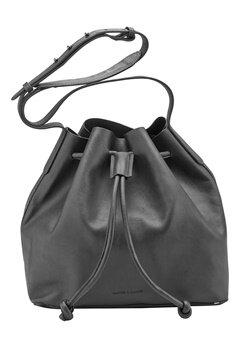 Samsøe & Samsøe Gemini Bucket Bag Black Bubbleroom.fi