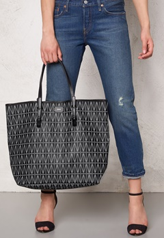 DAGMAR Shopping Bag 999 Black Bubbleroom.se