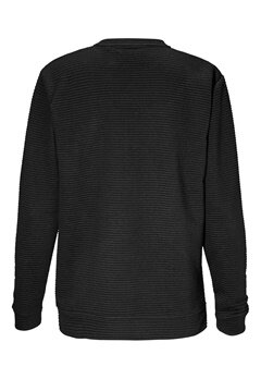ONLY & SONS Baltimore zip cardigan Black Bubbleroom.se