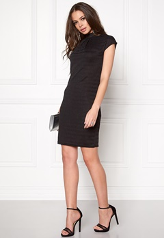ICHI United dress 10001 Black Bubbleroom.se