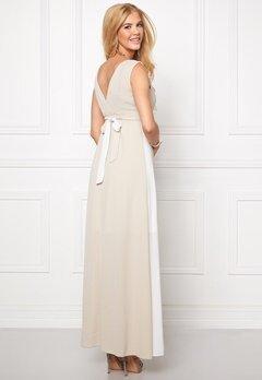 Mixed from Italy Rinacimento Dress Beige Bubbleroom.se
