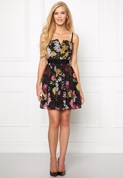 Mixed from Italy Rinacimento Dress Black Bubbleroom.no