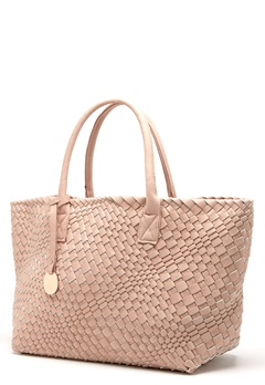 Mixed from Italy Top Handle Satchel Beige Bubbleroom.fi