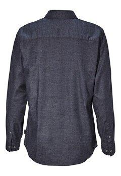 JACK&JONES Kris ls Shirt Navy Blazer Bubbleroom.no