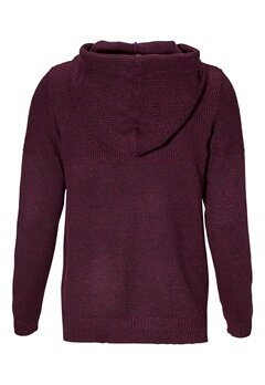 JACK&JONES Alfi Cross Over Knit Port Royale Bubbleroom.se