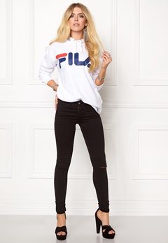 FILA Crash Hoodie White Bubbleroom.eu