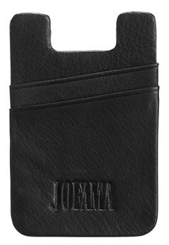 JOFAMA Cardholder 00 Black Bubbleroom.se