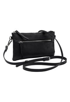 Pieces Monleon Crossover Bag Black Bubbleroom.no