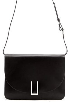 TIGER OF SWEDEN Marcel Bag 050 Black Bubbleroom.fi