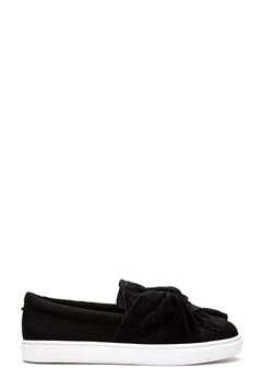 Steve Madden Knotty Slip-on Black Bubbleroom.se
