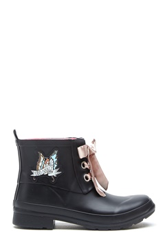 Odd Molly Low Tide Rainboot Almost Black Bubbleroom.dk