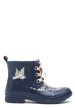 Odd Molly Ebb Rainboot Dark Blue Bubbleroom.eu