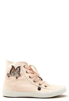 Odd Molly Butterfly High Sneakers Shell Bubbleroom.se
