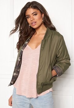 Rut & Circle Kate Reversibel Bomber Camo Bubbleroom.no