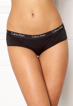 Calvin Klein CK Hipster Cheeky 001 Black Bubbleroom.fi