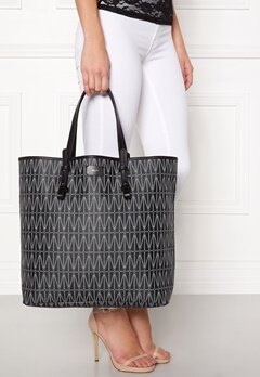 DAGMAR Shopping Bag Navy Blue Bubbleroom.se