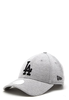 New Era 940 Jersey Essential Grayblack LOSDO Bubbleroom.se