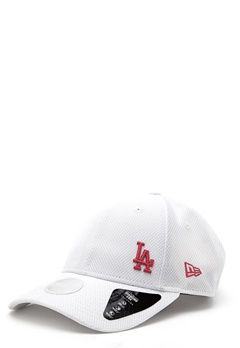 New Era 940 Diamond Cap White/pink LOSDO Bubbleroom.se