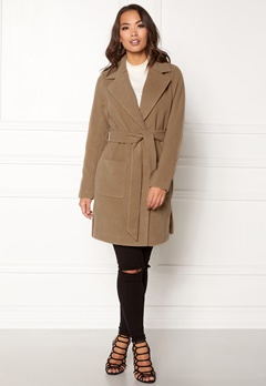 VILA Viorange Jacket Dusty Camel Bubbleroom.fi