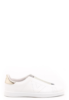 Victoria Victoria Leather Sneaker Oro Bubbleroom.se