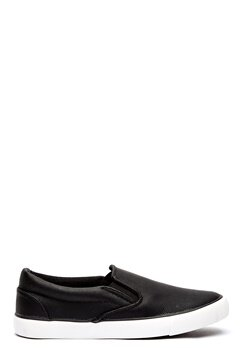 New Look Meptile Slip On Black Bubbleroom.no