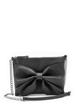 Pieces Amore Cross Body Black Bubbleroom.fi