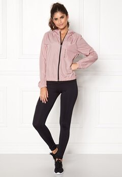 ONLY PLAY Fannie Hood Jacket Silver Pink Bubbleroom.se